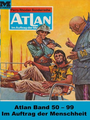 cover image of Atlan-Paket 2
