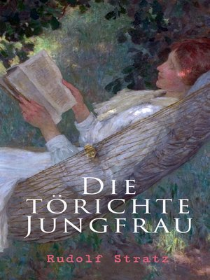 cover image of Die törichte Jungfrau