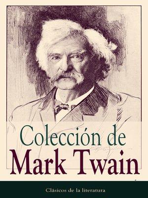 cover image of Colección de Mark Twain