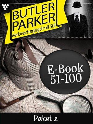 cover image of Butler Parker Paket 2 – Kriminalroman