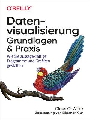 cover image of Datenvisualisierung – Grundlagen und Praxis