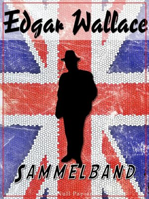 cover image of Edgar Wallace – Sammelband