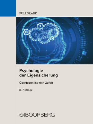cover image of Psychologie der Eigensicherung