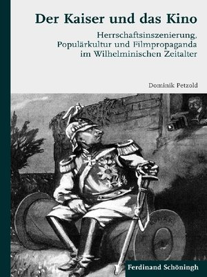 cover image of Der Kaiser und das Kino