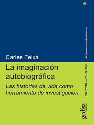 cover image of La imaginación autobiográfica