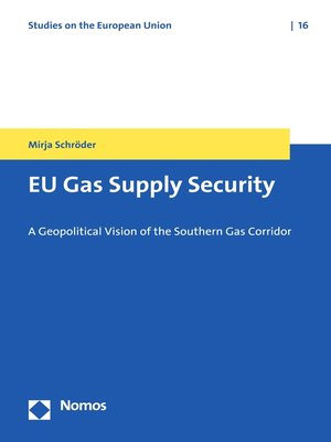 cover image of EU Gas Supply Security