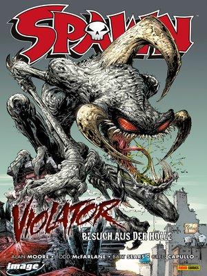 cover image of Violator--Besuch aus der Hölle