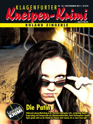cover image of Die Patin