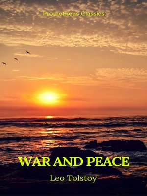 cover image of War and Peace (Complete Version With Active TOC) (Prometheus Classics)