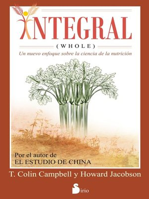 cover image of Integral (whole)