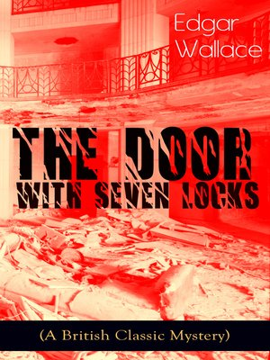 cover image of The Door with Seven Locks (A British Classic Mystery)
