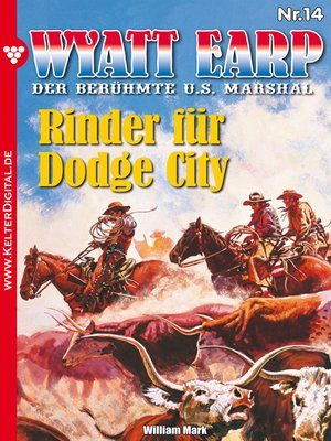 cover image of Wyatt Earp 14 – Western