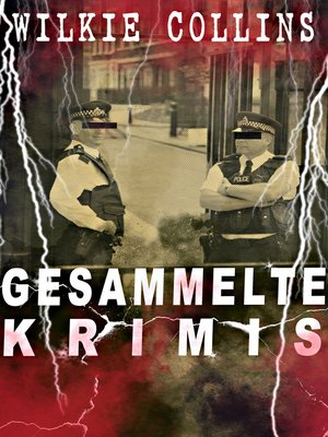 cover image of Gesammelte Krimis