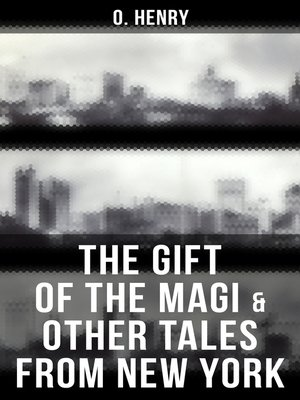 cover image of The Gift of the Magi & Other Tales from New York