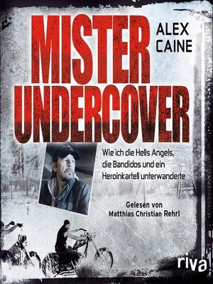 cover image of Mister Undercover