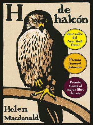 cover image of H de halcón