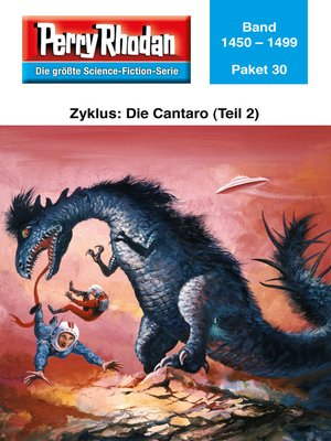cover image of Perry Rhodan-Paket 30