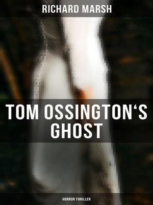cover image of Tom Ossington's Ghost (Horror Thriller)
