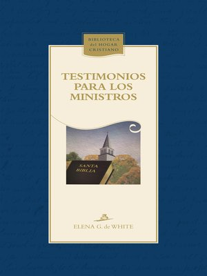 cover image of Testimonios para los ministros