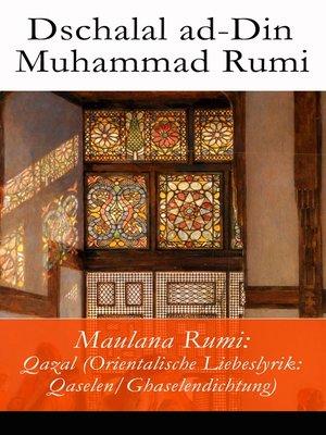 cover image of Maulana Rumi