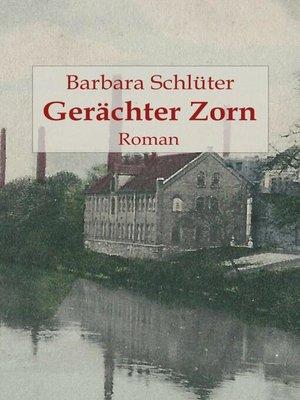 cover image of Gerächter Zorn