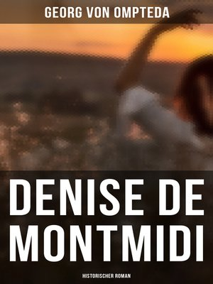 cover image of Denise de Montmidi (Historischer Roman)