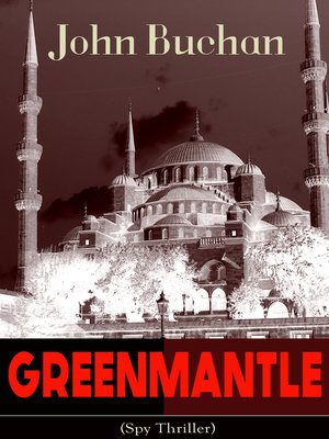 cover image of GREENMANTLE (Spy Thriller)