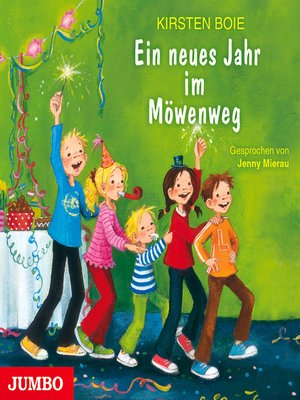 cover image of Ein neues Jahr im Möwenweg