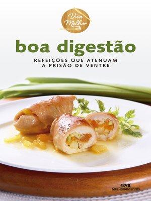 cover image of Boa Digestão