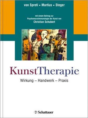 cover image of KunstTherapie