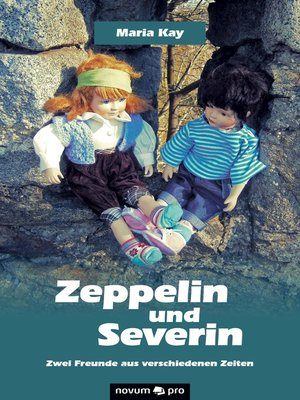 cover image of Zeppelin und Severin