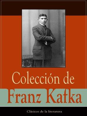 cover image of Colección de Franz Kafka