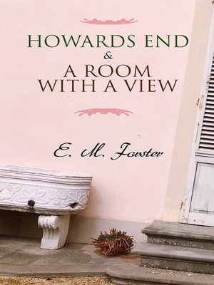 cover image of Howards End & a Room with a View