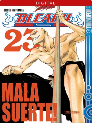 cover image of Bleach 23