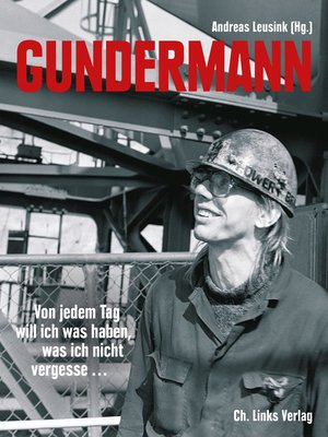 cover image of Gundermann