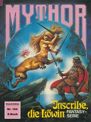 cover image of Mythor 104