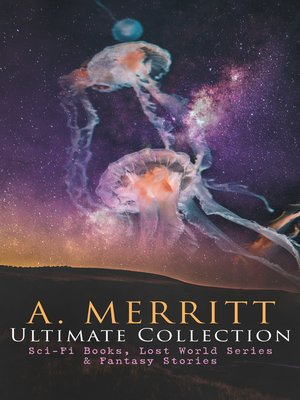 cover image of A. MERRITT Ultimate Collection