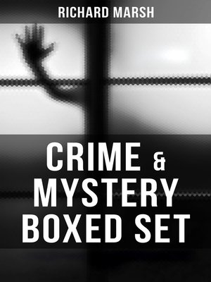 cover image of CRIME & MYSTERY Boxed Set