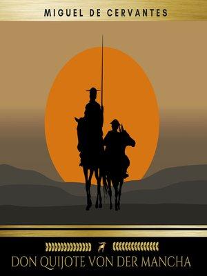 cover image of Don Quijote von der Mancha