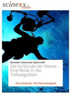 cover image of Die Schlünde der Meere