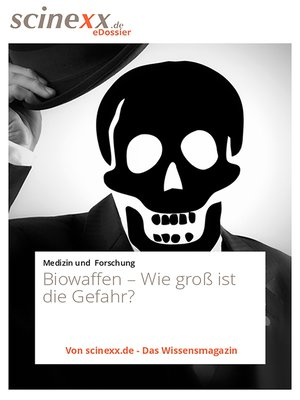 cover image of Biowaffen