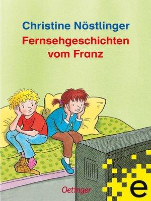cover image of Fernsehgeschichten vom Franz
