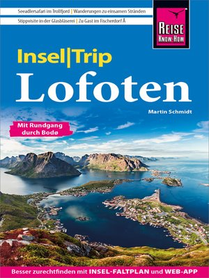 cover image of Reise Know-How InselTrip Lofoten