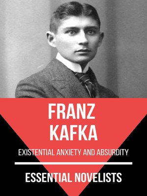 cover image of Essential Novelists--Franz Kafka