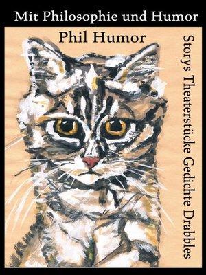 cover image of Mit Philosophie und Humor