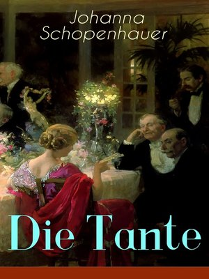 cover image of Die Tante