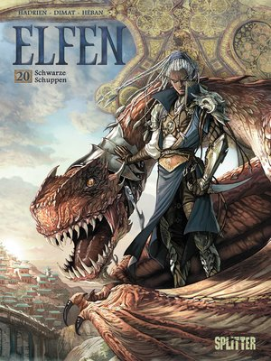 cover image of Elfen. Band 20
