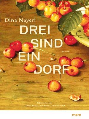 cover image of Drei sind ein Dorf