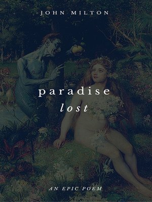 cover image of Paradise Lost