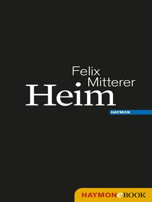 cover image of Heim